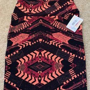 LuLaRoe Small Cassie Skirt
